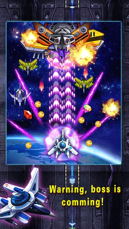 Fighter Jets All-Star: classic arcade game screenshot-3