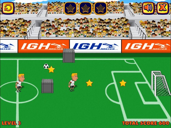 Freekick Training screenshot 9