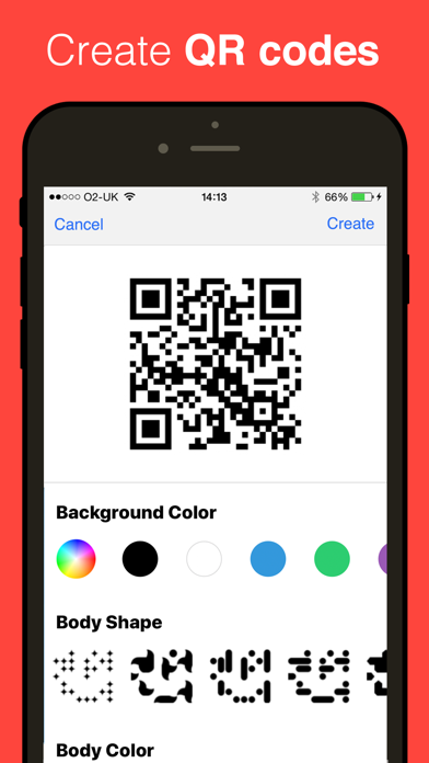 download QR Reader for iPhone apps 1