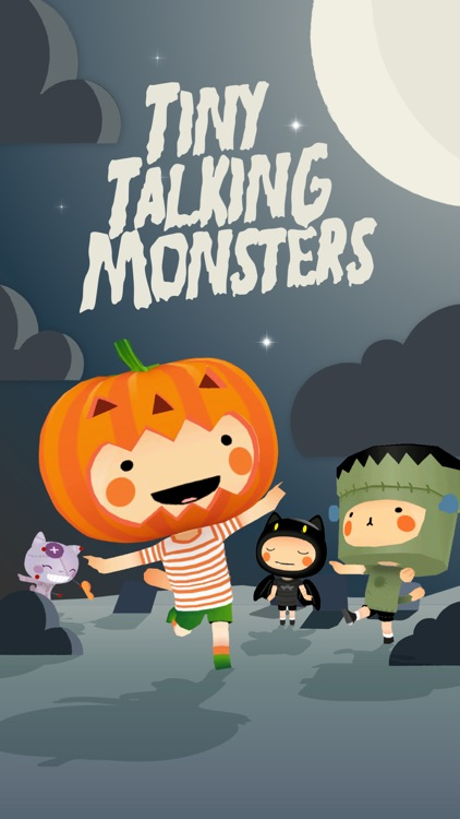 Tiny Talking Monsters