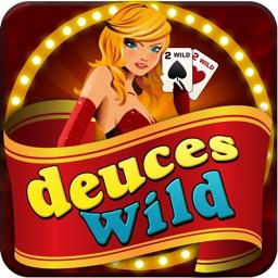 Deuces Wild - Casino Style