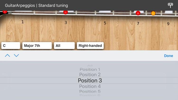 Guitar Arpeggios Pro screenshot-3