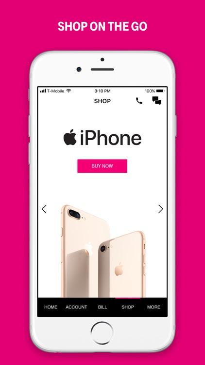 T-Mobile screenshot-3