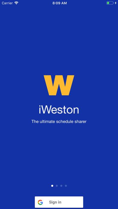 iWeston - Weston High School screenshot 2