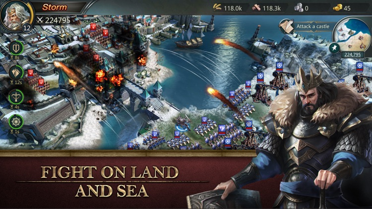 Lords of Conquest screenshot-3