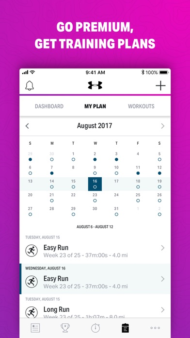 Map My Walk by Under Armour for Windows