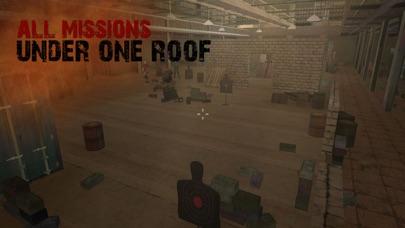 Zombie War 3D - Zombies Arena screenshot two