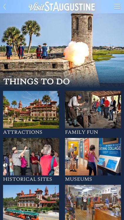 Visit St. Augustine