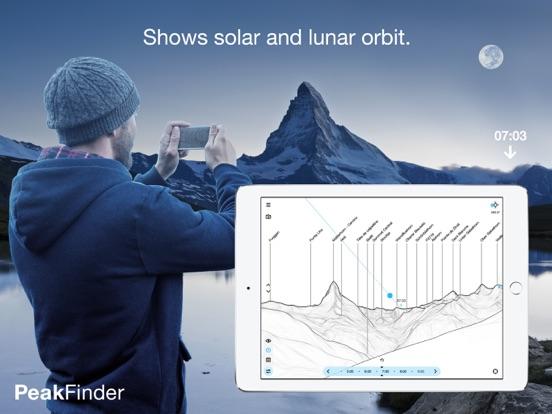 PeakFinder AR Скриншоты11
