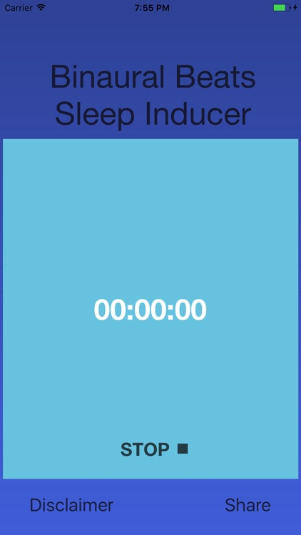 Binaural Beats Sleep Inducer