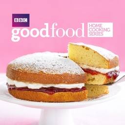 BBC Good Food Home Cooking Series Magazine