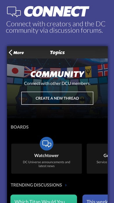 DC Universe for Windows