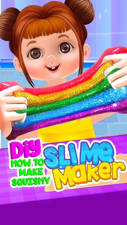 DIY Slime How to Make Slime