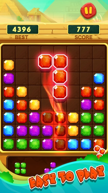 Block Puzzle - Blast Jigsaw screenshot-0