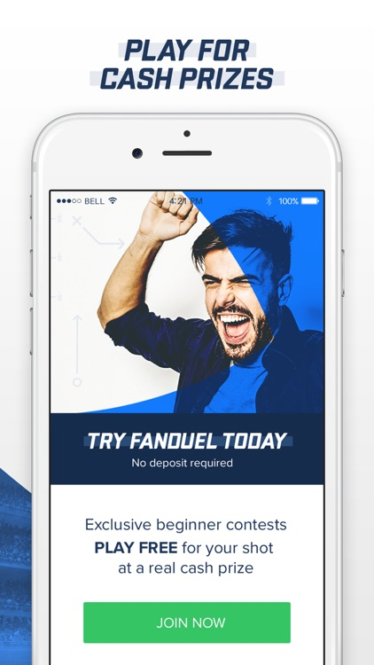FanDuel - Daily Fantasy Sports