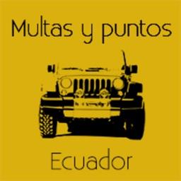Multas de tránsito Ecuador