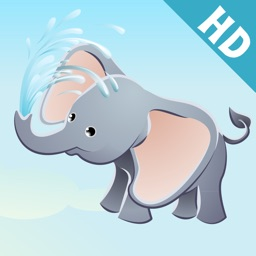 Animals of the safari game for children: Learn for kindergarten, preschool or nursery school!