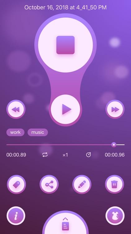 Voice Recorder PRO - Memos screenshot-4