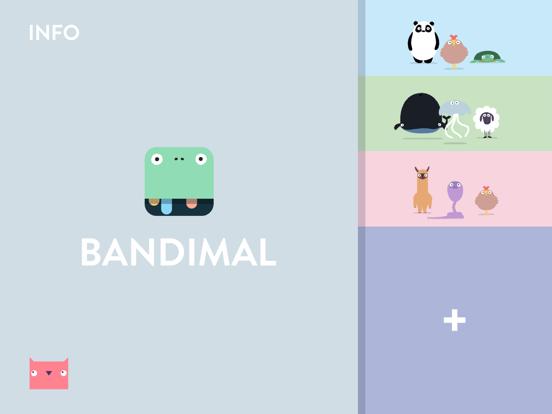 BANDIMALのおすすめ画像3