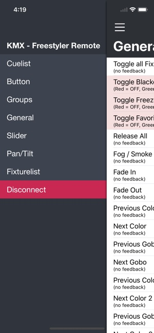 KMX - Freestyler Remote