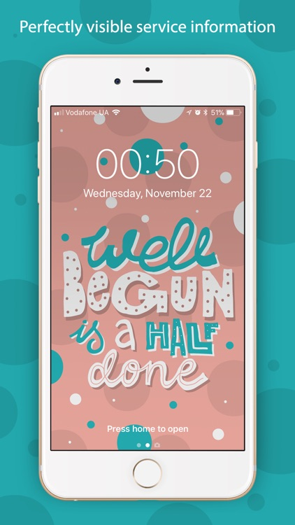 MotivateMe Posters&Wallpapers screenshot-4