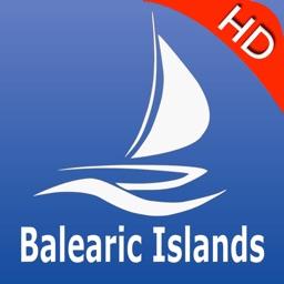 Balearic Is.Nautical Chart Pro
