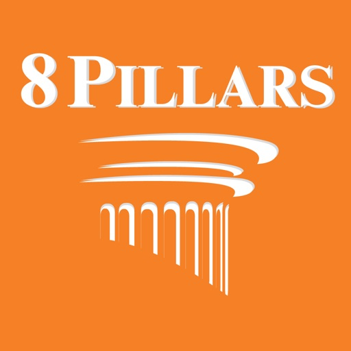 8 Pillars of Financial Greatness - Audio Book