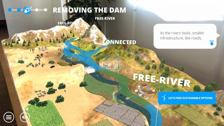 WWF Free Rivers screenshot-4
