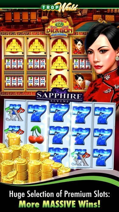 TropWorld Casino | Vegas Slots 4.60 IOS