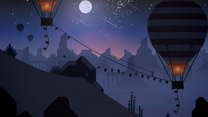 Alto's Odyssey Screenshots