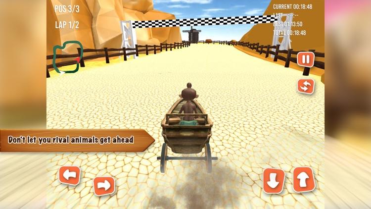 Animal Go Kart Racing Pro
