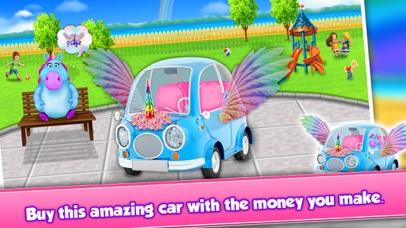 Fat Unicorn Cotton Candy Shop screenshot 4