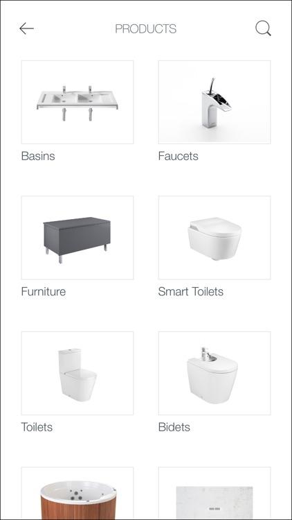 Roca Product Catalogue