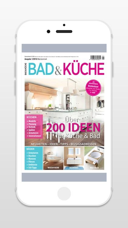 Zeitschrift Küche Und Bad | Bad Kuche Zeitschrift By United Kiosk Ag