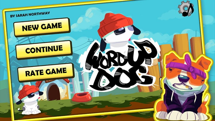 Word Up Dog screenshot-4