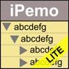 階層型メモ管理 iPemo Lite