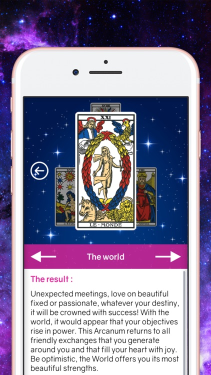 Daily Love Tarot Reading screenshot-3