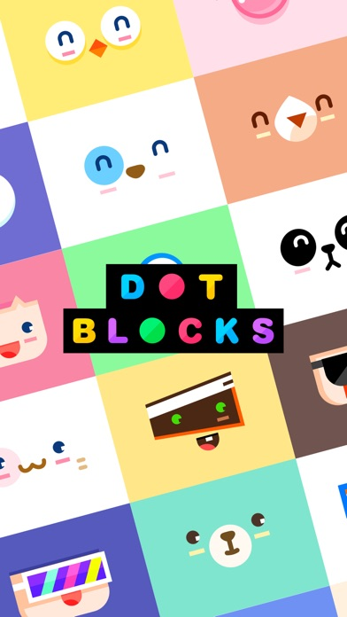 Screenshot 4 Dot Blocks!