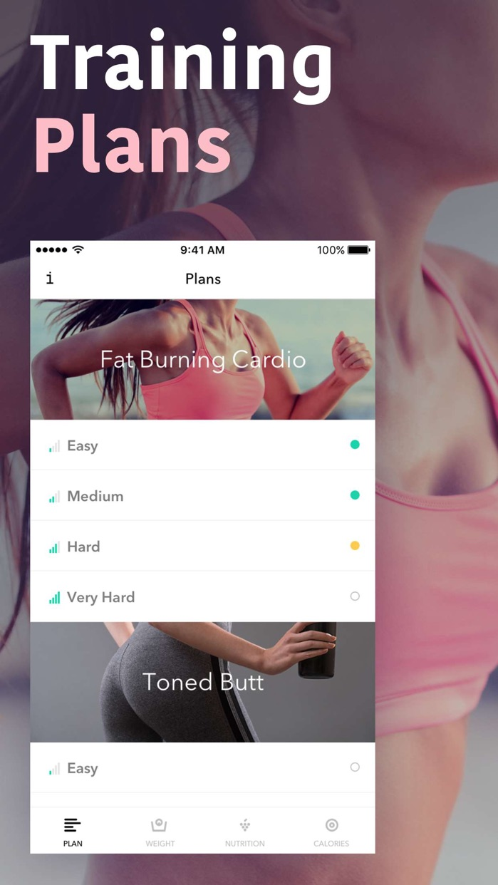 Weight Loss Workout For Women Screenshot