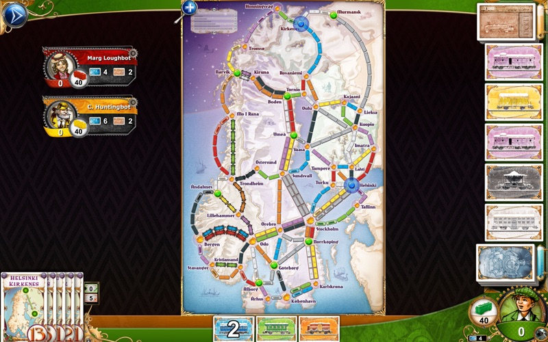 Screenshot #5 for Ticket to Ride