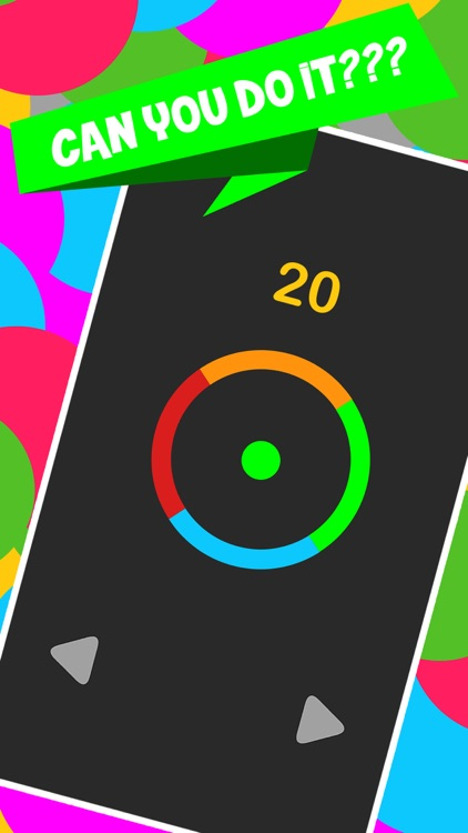 Color Circle with Spin to Win Puzzle screenshot-4