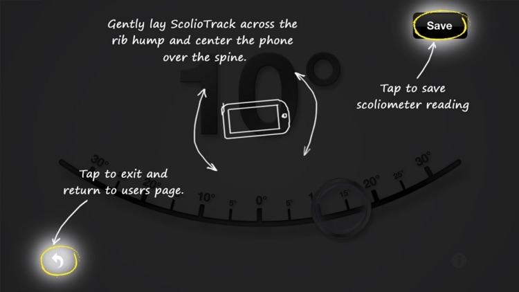 ScolioTrack screenshot-3