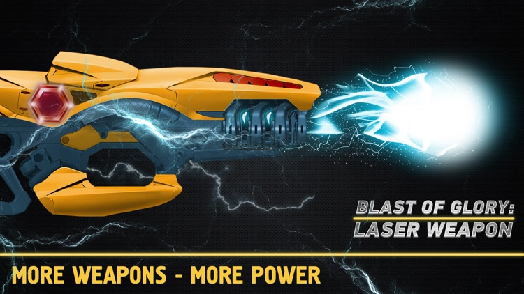 Blast of Glory : Laser Weapon