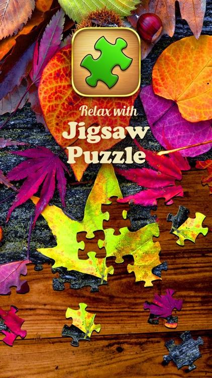 Jigsaw Puzzle screenshot-4