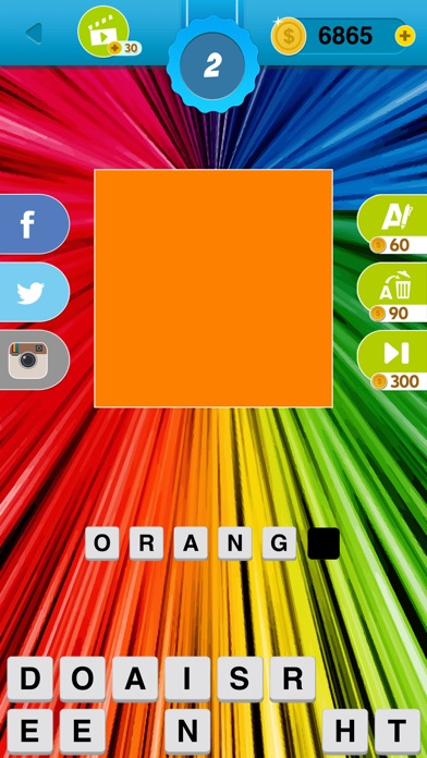 Guess the Color - Guess all kinds of colors!