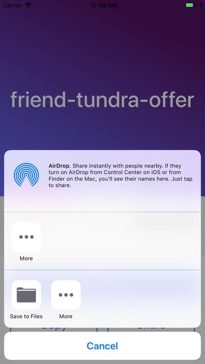 Get password generator screenshot-3
