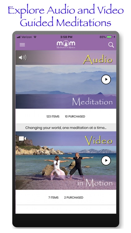 Meditation in Motion screenshot-1