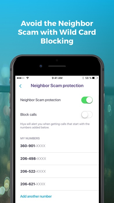 Hiya: Caller ID & Spam Blocker