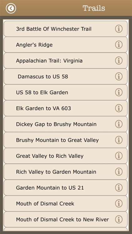 Great - Virginia Camps & Trail screenshot-3