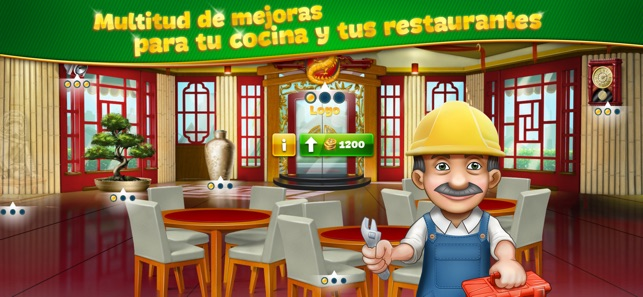 Cooking Fever En App Store